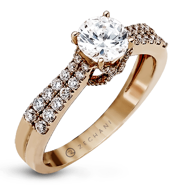 ZR972 ENGAGEMENT RING