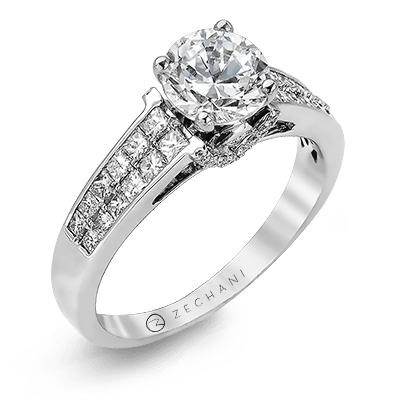 ZR974 ENGAGEMENT RING