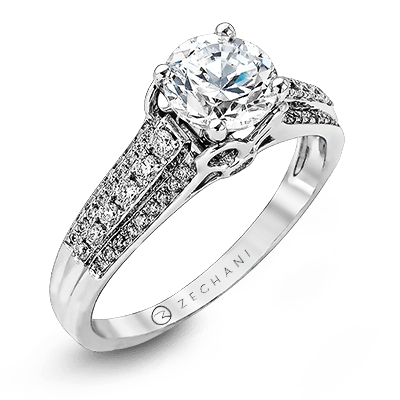 ZR977 ENGAGEMENT RING